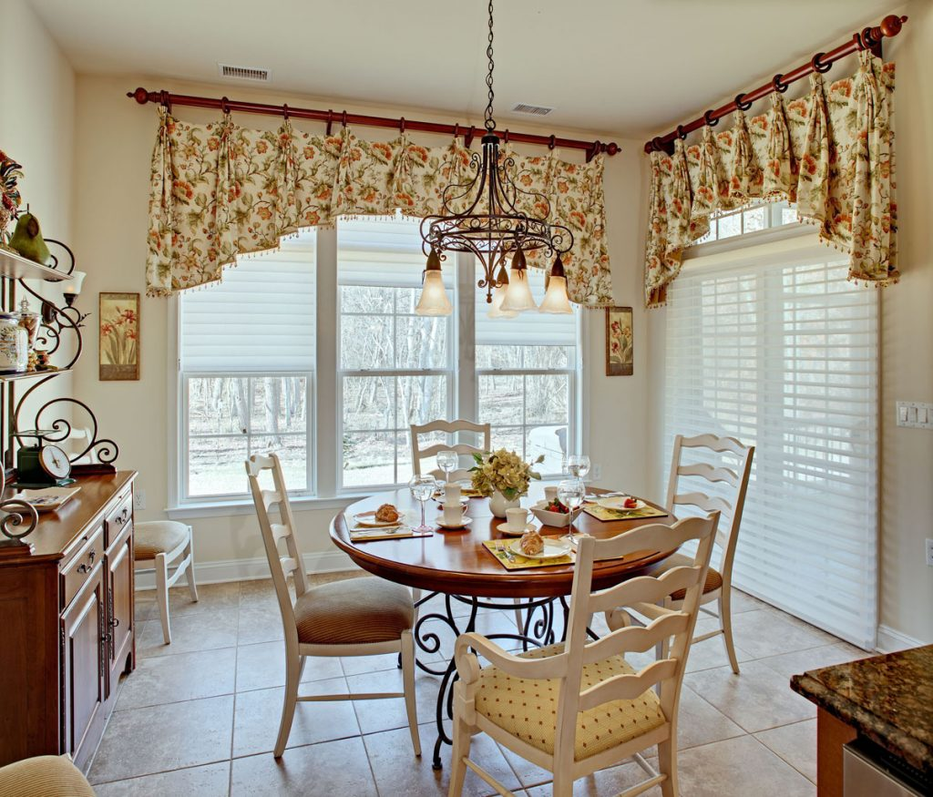 Domestic Bliss With French Country Valances